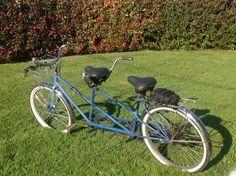 ebikekit on tandem bicycle