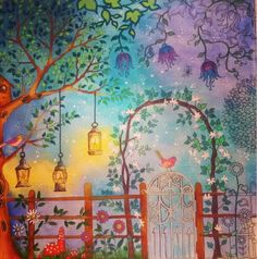 Inspirational Coloring Pages by Sara Jacuniak #inspiração #coloringbooks #livrosdecolorir #jardimsecreto #secretgarden #florestaencantada #enchantedforest #reinoanimal #animalkingdom #adultcoloring #johannabasford #lostocean #oceanoperdido