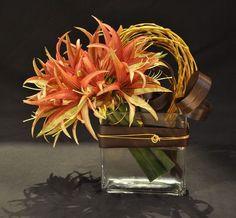 fall floral arrangements by kathryn greeley designs north carolina interior designer