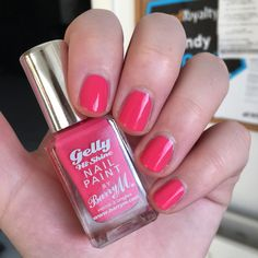 Barry M Gelly Hi-Shine - Grapefruit (316)