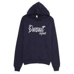 The Pursuit Originals Hoodie- Navy
