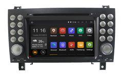 For Quad Core android 4.4 Car DVD for Mercedes SLK R171 SLK200 SLK280 SLK350 W171 SLK55 w/ 2004-2011 Without Amplifier 1.6G CPU