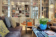 Delightful Stockholm flat with fascinating decors