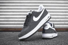 "Nike Sportswear ""Suede Pack"" Air Force 1 '07 for Winter 2016 - EU Kicks Sneaker Magazine"