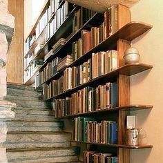 Aprovechando las escaleras