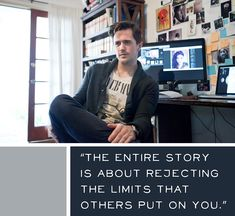 "Pierce Brown, author of the next ""it"" series, marry me?"