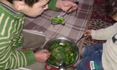 Syria War : Children Are Eating Leaves Off The Trees