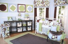 Boys Bedroom Ideas: Creating a Jungle Baby Room for Your Little