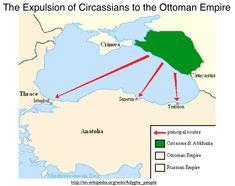 The Politics of Genocide Claims and the Circassian Diaspora | GeoCurrents