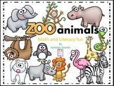 This unit includes information about popular zoo animals as well as animal crafts with directions for the students to make the zoo animals. Writing templates, math activities, and lots more! In this unit it is included also an activity that the students c Preschool Curriculum, Kindergarten Teachers, Kindergarten Activities, Reading Stations, Math Tools, Balanced Literacy, Thematic Units, Animal Crafts, Literacy Centers
