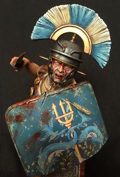 Roman centurion - Legio XI, Claudia Pia Fidelis
