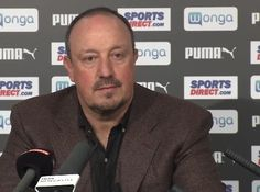 Rafael Benitez signs three-year deal to stay on at Newcastle