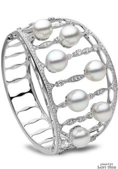 Yoko London Bridal Bracelet
