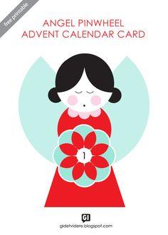 Adventskalender for voksne - Advent calendar for the grown up ♥