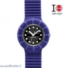 Orologio Breil Hip Hop Viola Velvet Touch HWU0137