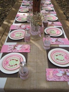 Pink cowgirl Birthday Party Ideas | Photo 26 of 47 | Catch My Party