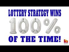 Today's video features our first state which is a pick 3 lottery rundown with nu. Lucky Numbers For Lottery, Winning Lottery Numbers, Lottery Winner, Winning The Lottery, Pick 3 Lottery, Lottery Tickets, Lotto Results, Lottery Strategy, Words Wallpaper