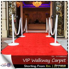 Other Services for sale, in Klang, Selangor, Malaysia. Red Walkway Carpet For Make Your Event Memorable! JUST FROM Vip walkway carpets are a. id: 808192 Grass Carpet, Rm 1, Ad Home, Modern Blinds, Quality Carpets, Carpet Sale, Free Classified Ads, Event Services, Red Carpet Event