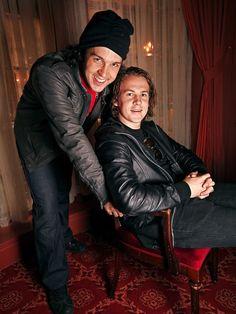 Ylvis ~ Brothers Bård and Vegard Ylvisåker