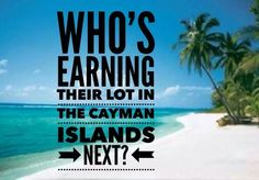 Some companies have cars as a bonus - I'd rather have a free multi  million dollar mansion on the Grand Cayman Islands! Free!!
