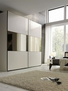 """Mirror on the wardrobe """"Jazz"""" 