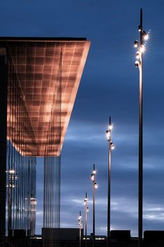 #Lighting solution that enhances an ambitious architectural project - MIMA