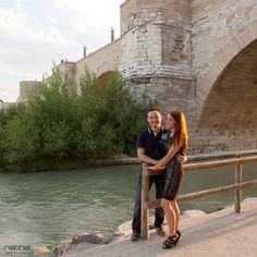 Carlos y Eva, preboda , en la ribera del ebro, zaragoza.