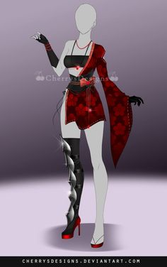 (Closed) Outfit Adopt 692 by CherrysDesigns