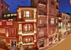 Design hotel in Taksim / Beyoglu / Istanbul