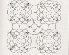 Horgolt terítő - Kötés - Horgolás - Kötés – Horgolás Crochet Projects
