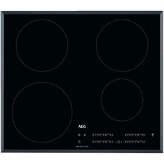 This sleek, built-in induction hob from AEG has got all of your cooking needs covered. From a modern aesthetic to powerful induction heating, its range of features will create a happier kitchen. Efficient, Easy Cooking Heat your food fast Electric Hob, Induction Cookware, Electrical Installation, Black Appliances, Kitchen Appliances, Cooker Hoods, Canned Heat, Electrical Connection, Black