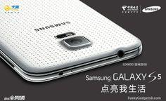 Dual-SIM version of Samsung Galaxy S5 hits China