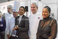 Paris : George Pau-Langevin au Salon de la gastronomie des Outre-mer - A la une - via Citizenside France. Copyright : Christophe BONNET - Agence73Bis