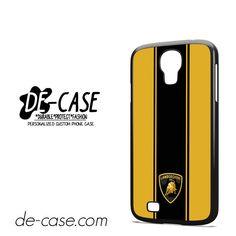 Lamborghini Aventador Bond Style DEAL-6291 Samsung Phonecase Cover For Samsung Galaxy S4 / S4 Mini