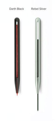 スタイリッシュな鉛筆