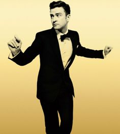 Justin Timberlake.... Please come sign for my Birthday Party.... Bring  Tony Bennett