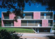 märkli architekt - Google-Suche Dutch Netherlands, Amazing Architecture, Concrete, Garage Doors, Construction, Exterior, Outdoor Decor, Design, Home Decor