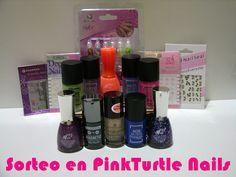PinkTurtle Nails: SORTEO 100 Seguidor@s!!!