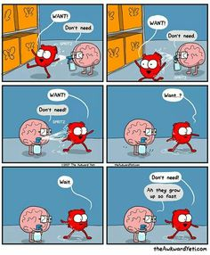 Cerebro corazón