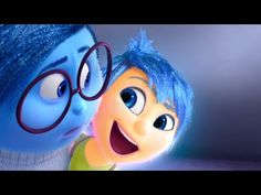 INSIDE OUT Trailer #3 (2015) Disney Pixar Movie HD - YouTube  now I'm REALLY excited to see this!