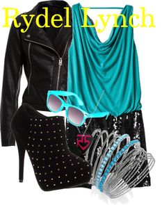 """""""Rydel Lynch :)"""" by cassidygearhart on Polyvore"""