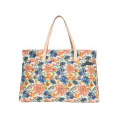 Fold-In Wide Tote in Photo Floral - Kate Spade Saturday