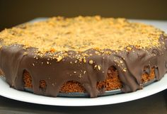 Butterfinger Cheesecake for @Noah Milam