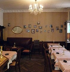 Restaurant Pasternak in Berlin