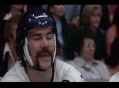 Slap Shot, Hanson Bros. Debut ~ I never really got into hockey, but this movie was funny and this scene was funnier ! Puttin' on the Foil....