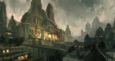 Temple by Darkhikarii on DeviantArt