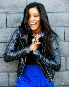 Keke Palmer: some people say we look alike…i don't know, do we?