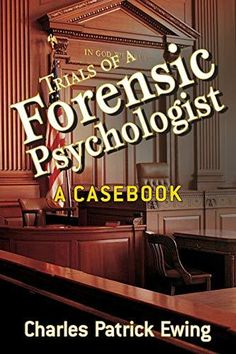 Forensic Psychology, Forensic Science, Psychology Books, Psychology Facts, Science Education, Life Science, Higher Education, Criminal Profiling, Patrick Ewing