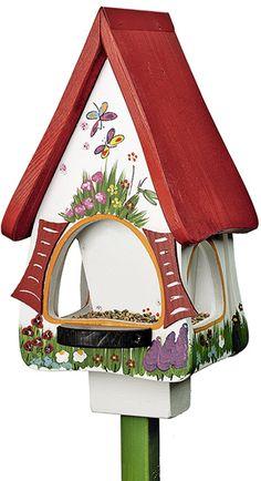 Vogelhaus Futtervilla