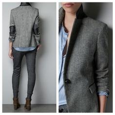 #Blazer from my favorite store, Zara.